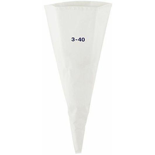 2 db 40 cm-es Fackelmann Professional textil habzsák