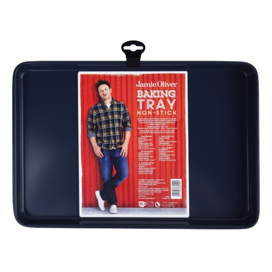 Tapadásmentes 33*24 cm Jamie Oliver tepsi