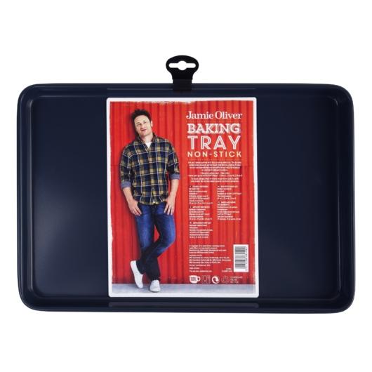 Tapadásmentes 39*27 cm Jamie Oliver tepsi