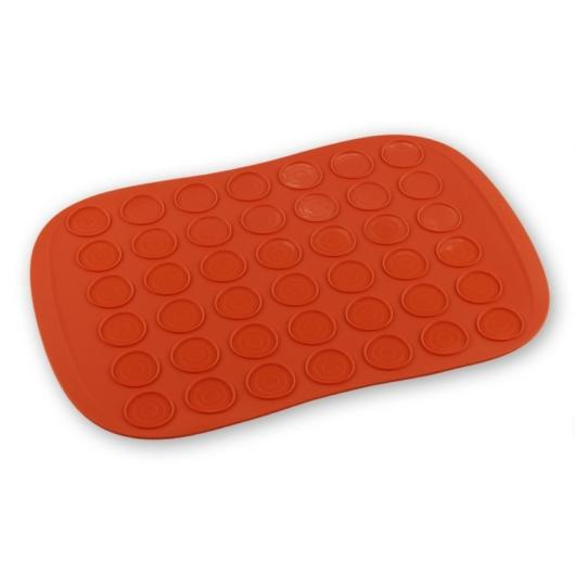 Tescoma Delicia Silicon Prime 42 adagos szilikon macaron forma