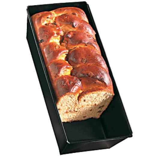 30 cm-es tapadásmentes Zenker Black Metallic kenyérsütő forma