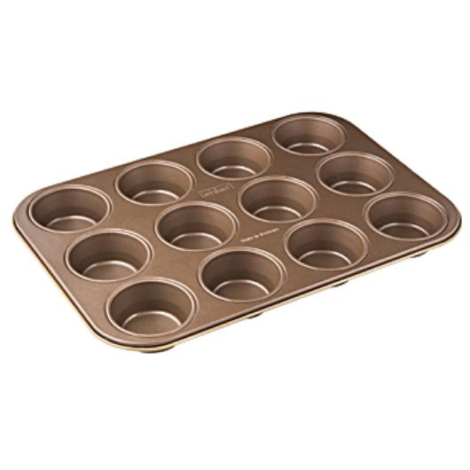 Zenker Mojave Gold muffin forma 12 adagos