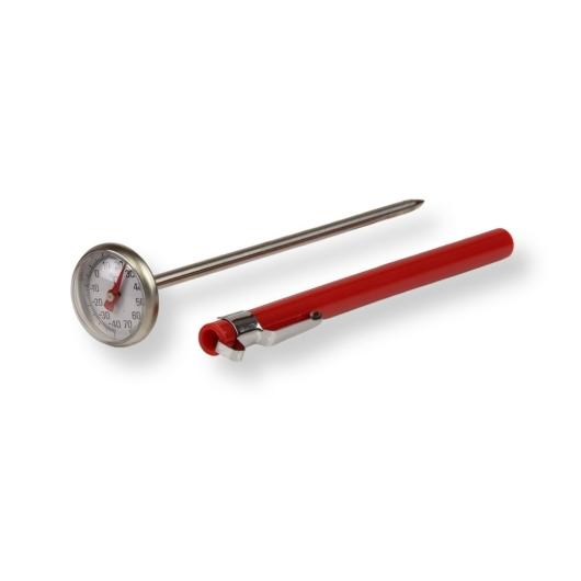 Analóg maghőmérő védőtokkal