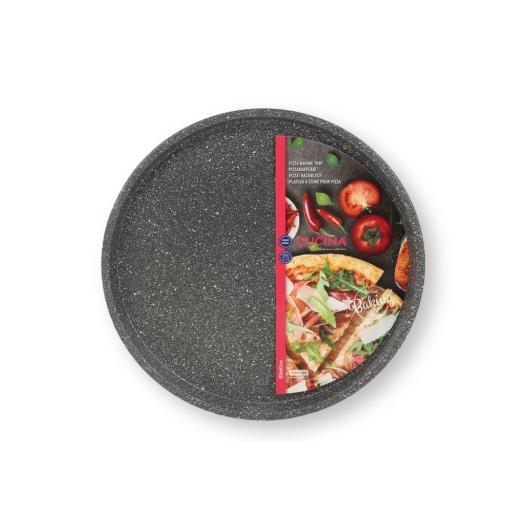 La CUCINA 34 cm tapadásmentes pizza forma