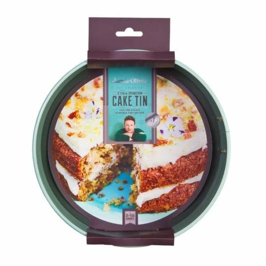 Tapadásmentes kapcsos Jamie Oliver 20 cm tortaforma